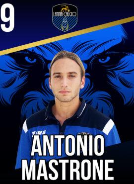 Antonio Mastrone